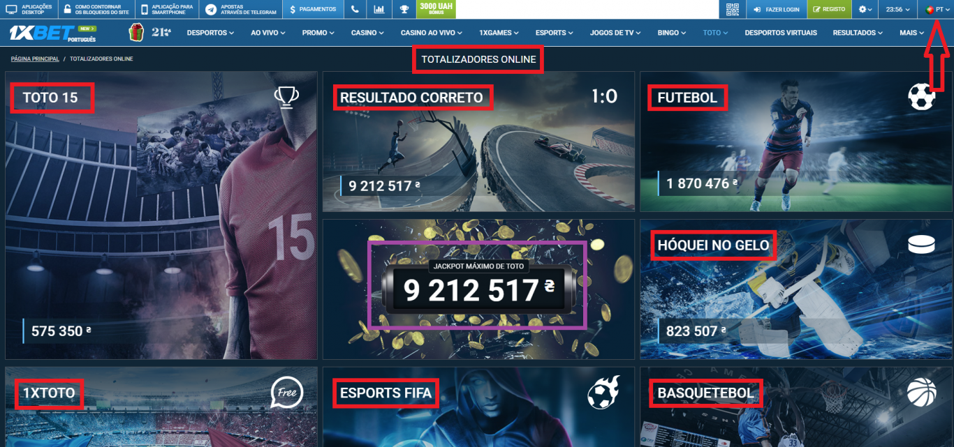 1xBet app Portugal, tire suas conclusões